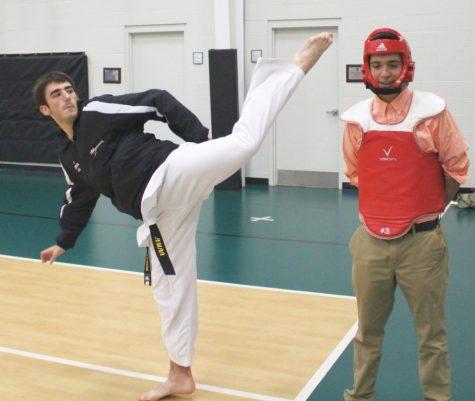 Taekwondo Black Belt Bynum Eyes Olympic Trials