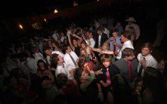 Rocks Hit the Dance Floor for Homecoming