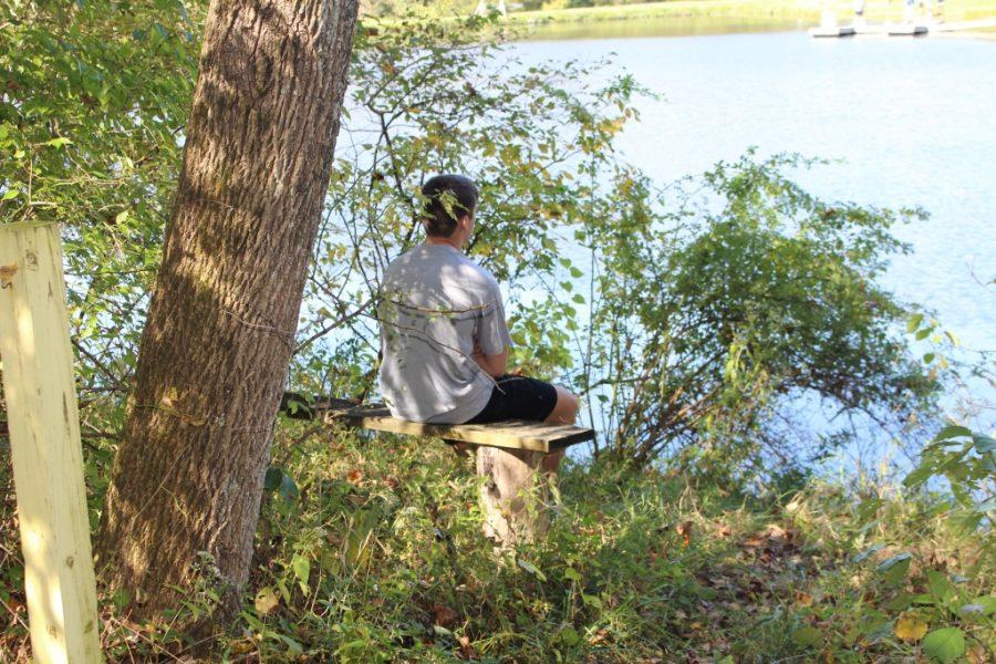 Juniors Commune with Nature During Overnight Retreat