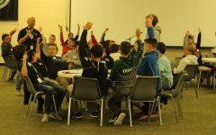 Leadership Exemplified — Rocks Guide Middle-Schoolers
