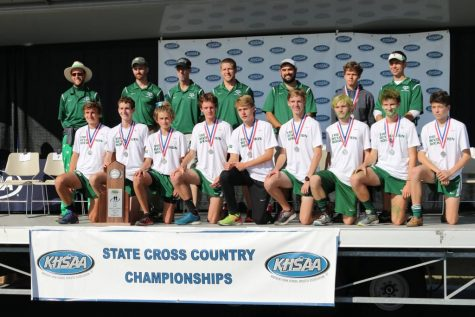 Cross Country Rocks State Runner-Up