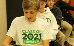 Class of 2021 Begins Shamrock Brotherhood