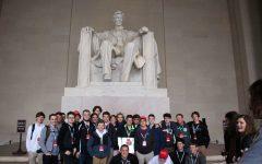 Rocks Attend Inauguration of 45th President, Visit Historic Landmarks