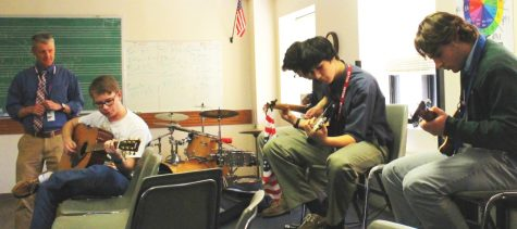 No Axe to Grind for These Jam Session Regulars