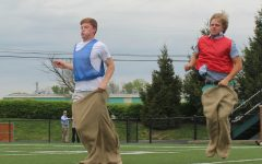 Patrick House Tops in Obstacle Course Finals