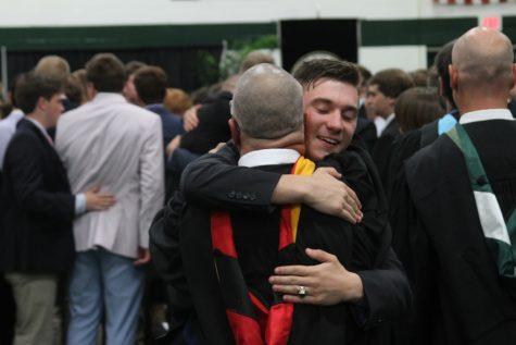 For the Class of 2017, a Final Mass Before a Fond Farewell