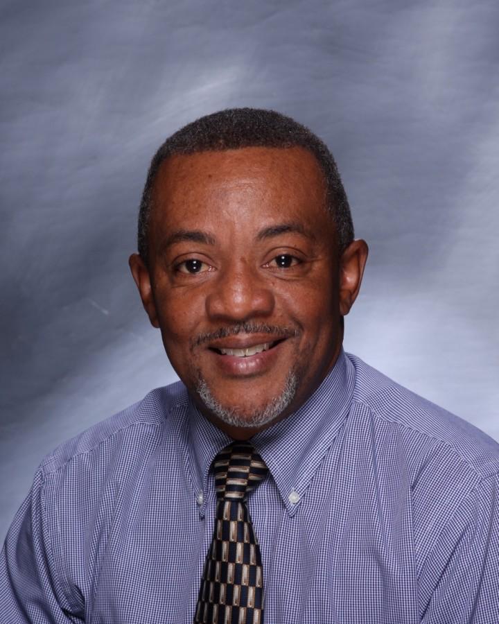 Trinity teacher Mr. Marlon Francis