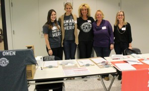 Members of Sharing America's Marrow