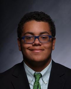 Trinity freshman Drew Hankins