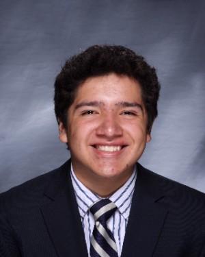 Trinity junior Jorge Rojas-Ortega
