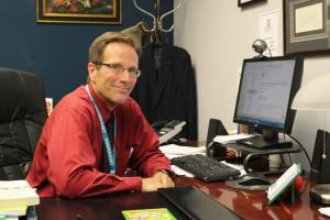 Trinity Principal Dan Zoeller