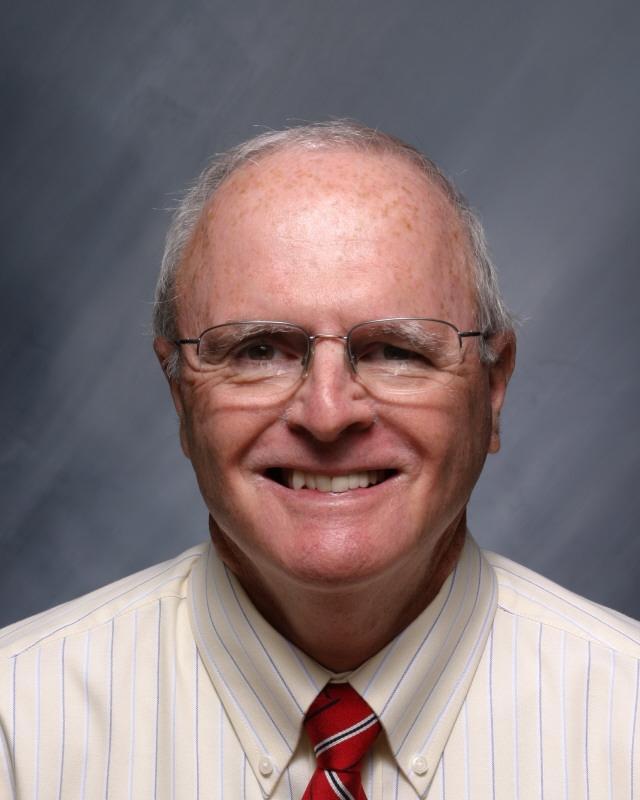Trinity teacher Mr. John Kahl