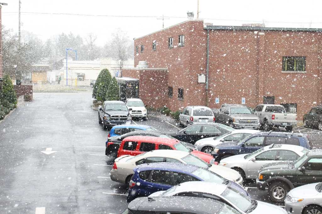 Winter's last gasp?