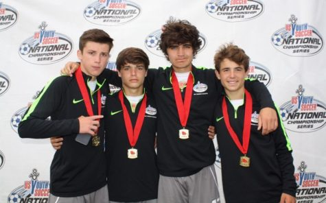 Four Rocks Heading to Soccer Youth Nationals in Frisco, Texas