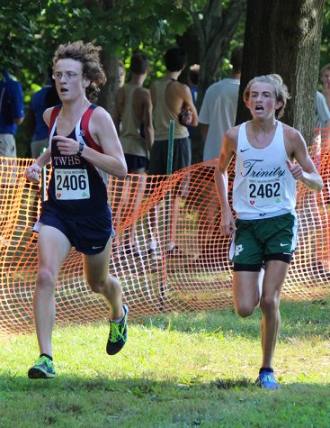 Rocks Run to a Second in 62nd Trinity Invitational