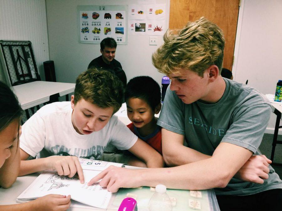 Carson+Malone+and+Luke+Bunnell