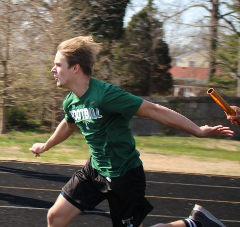Track Rocks Push Toward Single Goal: Take State