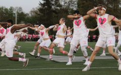 Annual Pink and White Game Raises Money to Fight Breast Cancer