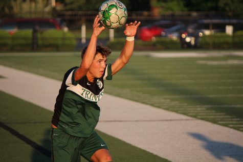 Soccer Rocks Knock Off Lexington Catholic 2-0