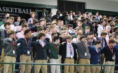 Shamrocks Honor the Solemnity of All Saints