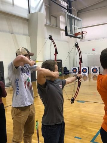 Archery Rocks, Jaguars Taking Steady Aim