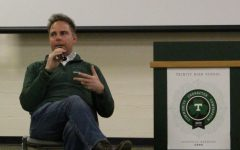 'What Blooms from Dust' Author Visits Trinity