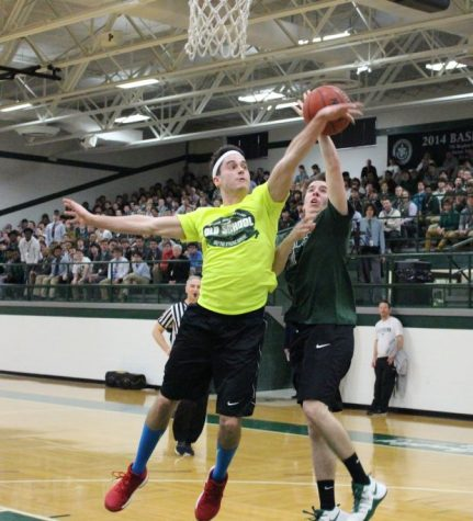 Faculty Wins Basketball Game — Students Dodge Sweep