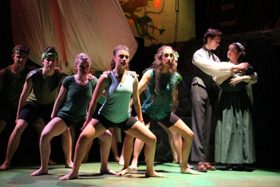 Trinity%27s+Department+of+Theatre+Arts+production+of+%22Tarzan%22+received+rave+reviews.+