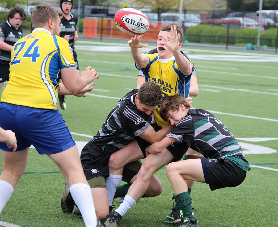 Rugby Rocks End Season as State Runner-Up