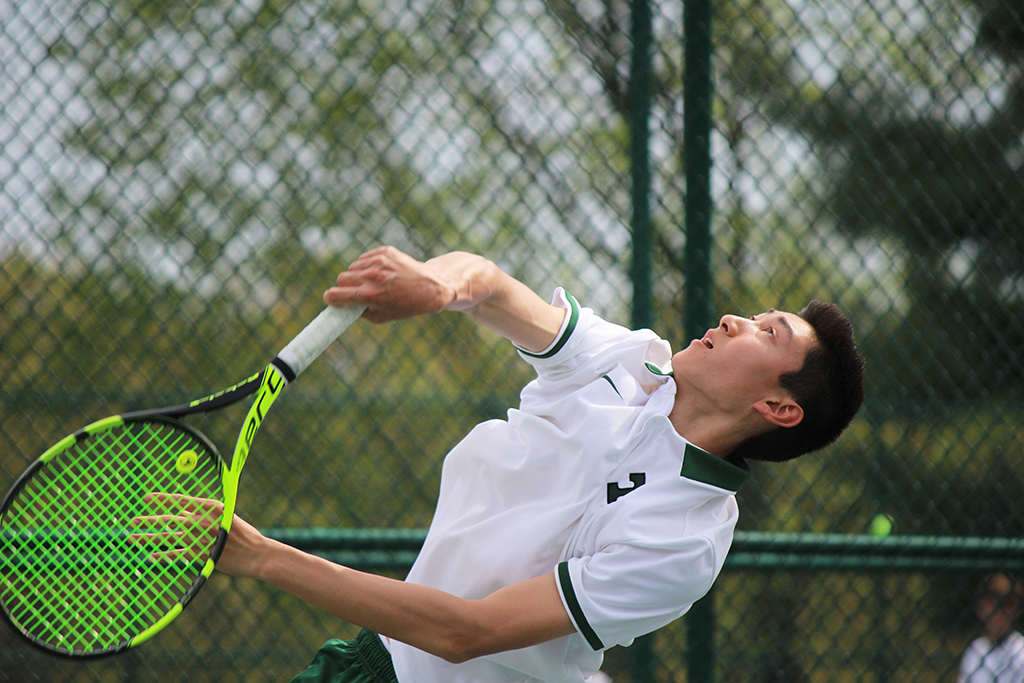 Chou Brothers Go 1-2 in Seventh Region Championship; Doubles Team Region Runner-Up