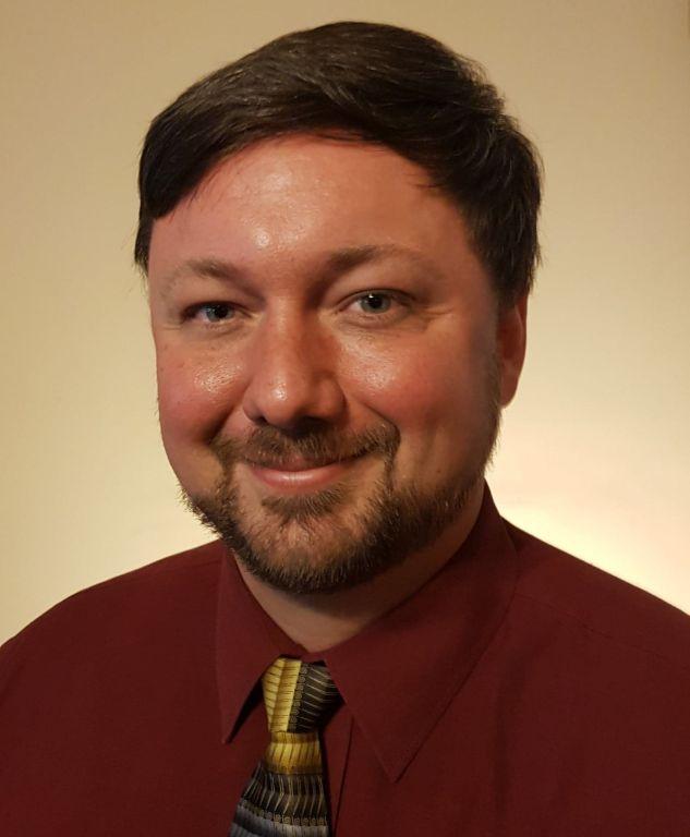 Trinity teacher Mr. Jeff Hurt