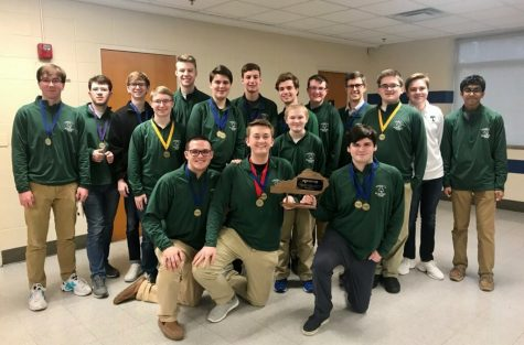 Spring Sports ROCK at State — Tennis Team Wins State Crown