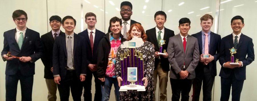Debate Team Rocks at State Tournament