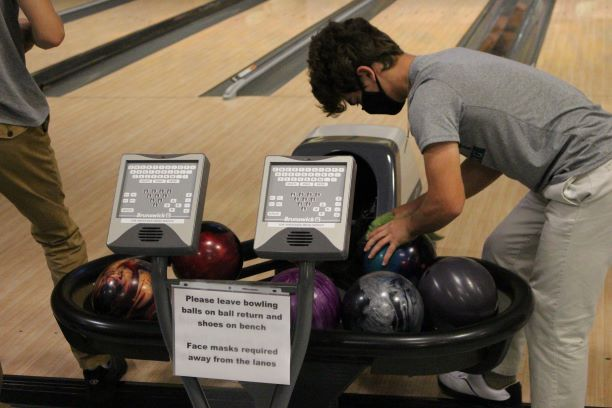 The bowling Rocks have begun preparing for the upcoming season.