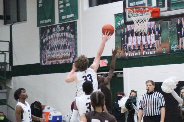 The Rocks take on Greenwood at home on Saturday, Jan. 16, at 2:00.