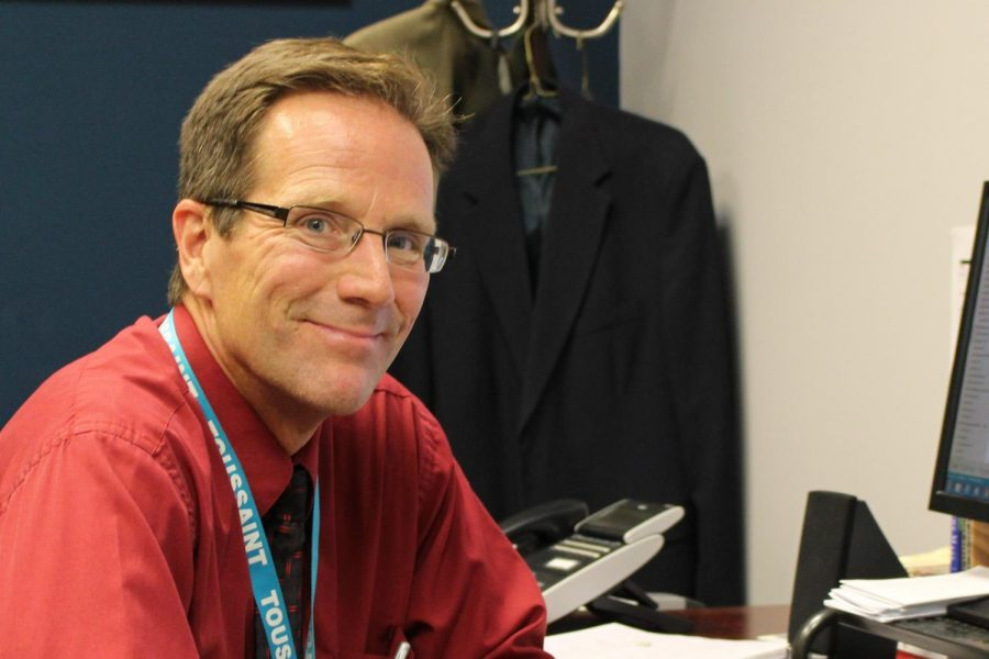 Trinity Principal Dr. Dan Zoeller