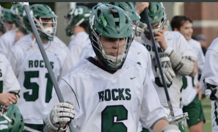 Senior Jack Furlong plans to continue playing lacrosse at Centre.