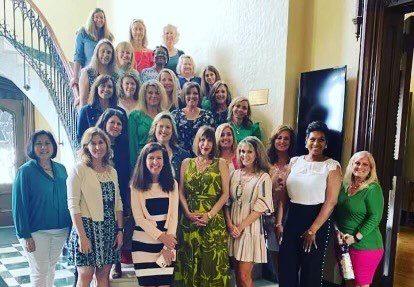 The Trinity Shamrock Moms Prayer Group